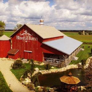 Blissful Barn event venue