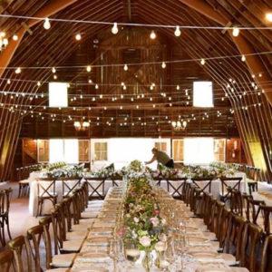 The Blue Dress Barn event venue