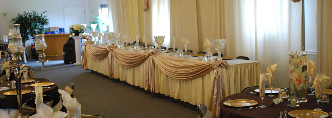 Vineyards Banquet Hall event venue