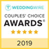 2019 weddingwire couples' shoice award